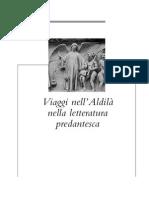 Viaggi nell'Aldilà nella letteratura predantesca