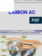 Curso Funcionamiento Propulsion Retardo Camion Komatsu