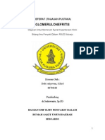 REFERAT-GLOMERULONEFRITIS