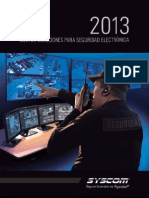 Seguridad Electronica 2013