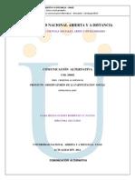 Protocolo Comunicacion Alternativa 2012 II 2