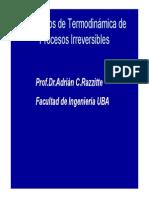 Termodinamica Irreversible