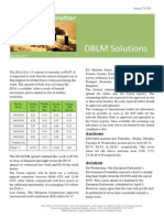 DBLM Solutions Carbon Newsletter 20 March 2014-(1)-(1)