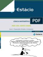 Matematica Logica Aula_02