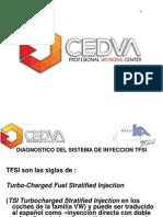 Diagnostico Del Sistema de Inyeccion Tfsi