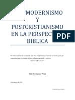 Rodriguez POSTMODERNISMO y Postcristianismo...