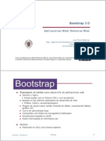 26 Bootstrap