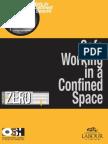 Plano de espaço confinado em ingles