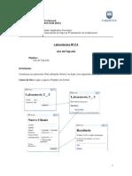 Laboratorio 2.3 - Uso de Tag Libs.doc