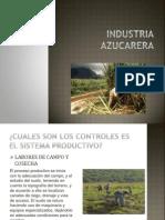 Industrialización de la caña de azúcarrrrr