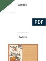 Codices Prehispanicos