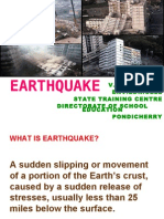 V.R Earthquake