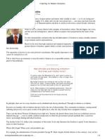 Claus Voight Essay on Keynesianism