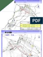竹竹苗輕軌路線圖資料(參考路線)