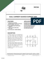 REF 200 Datasheet