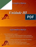 03 Informática Básica 03 - Windows Explorer