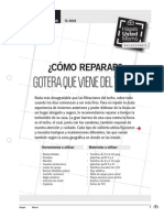 Como reparar goteras en techos.pdf