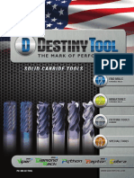 Destiny Tool Catalog