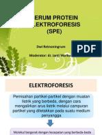 Serum Protein Elektroforesis(Retno)