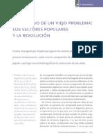 Sectores Populares y Revolucion de Mayo