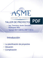 Gerencia de Proyectos 26102013