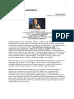 La esencia del neoliberalismo - Bourdieu.doc
