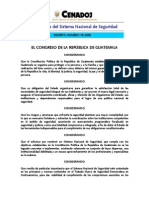 Ley Marco D018-2008