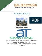 Penawaran wisata