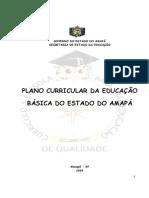 Plano Curricular da Educação Básica do Estado do Amapá