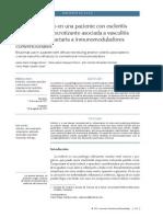 Rituximab en Escleritis Necrotizante Refractaria a Tratamiento