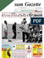 Platinum Gazette 23 October