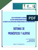 8. Ideam - Sistema de Pronosticos y Alertas