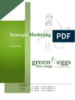 Sample Marketing Plan Green Eggs v2