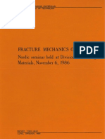 Fracture Mechanics of Concrete Sweden