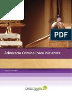Advocacia Criminal Para Iniciantes