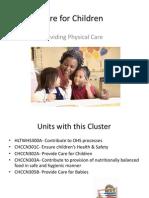 Providing Physical Care