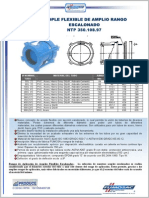 Acople Escalonado