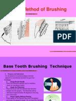 Brushing Method