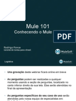 Mule Esb 101 Webinar