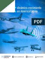 LTE Dinamico Crecimiento America Latina