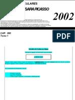 Servicos Citroen t1 2002