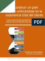 Creando La Experiencia Total Del Cliente