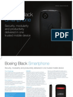 Boeing Black Smartphone - The Boeing Company