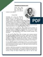 biografía Francois Viete