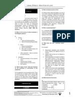 UST Golden Notes 2011 - Legal Ethics