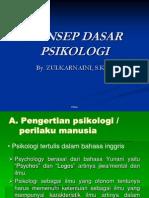 Psikologi Pak Zulkarnaini Spd Skep Mkes