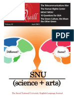 The SNU Quill – Volume 43