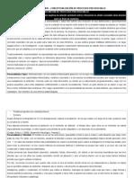 Ficha de Resumen Conceptualizacion de Procesos Psicosociales y Personalidad