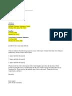 credit bureau dispute letter unquiries