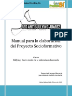 4 Manual Proyecto Formativo Bullying